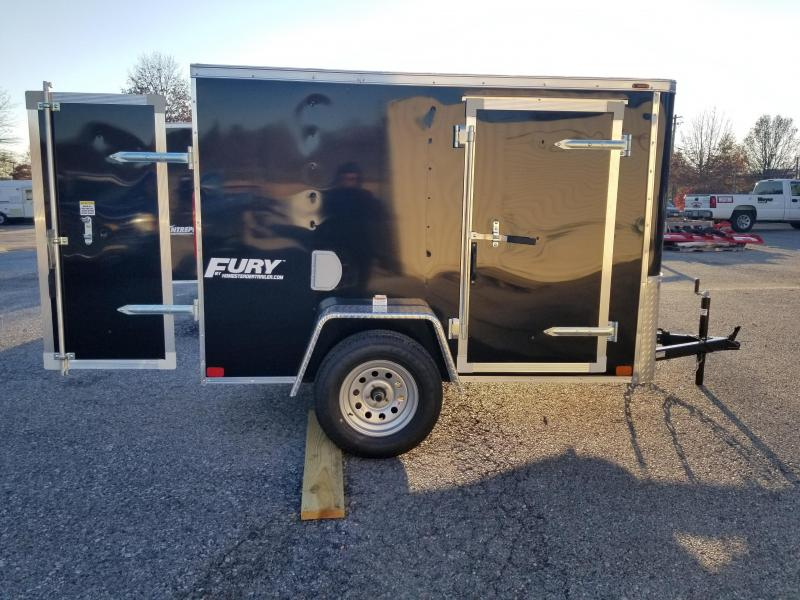 5 x 8 Homesteader Fury 3K Enclosed Cargo Trailer in Ashburn, VA