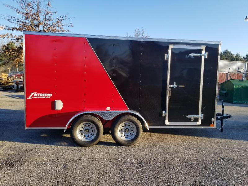 7 x 14 Homesteader Intrepid V-Nose Cargo 7k in Ashburn, VA