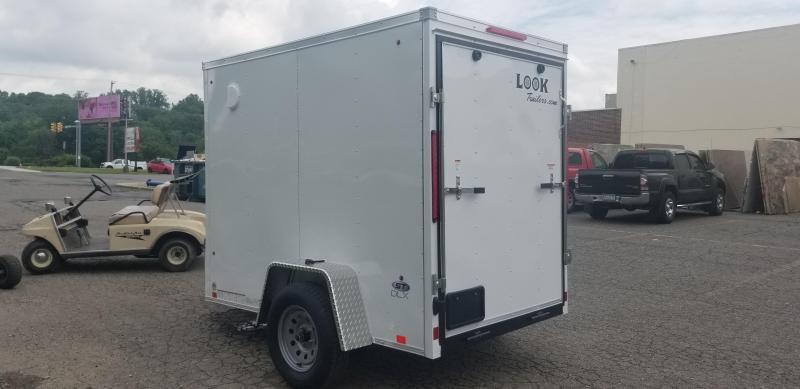 5 x 8 Look ST V-Nose Cargo 3k