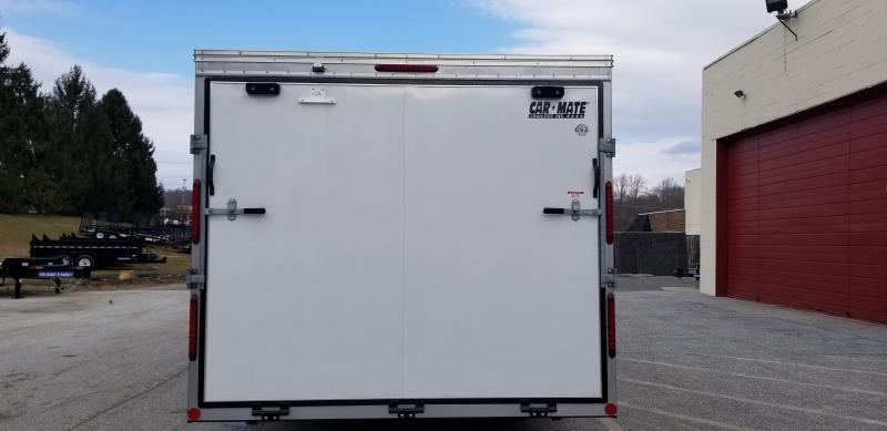 8.5 x 20 Car-Mate Custom  Cargo 7k