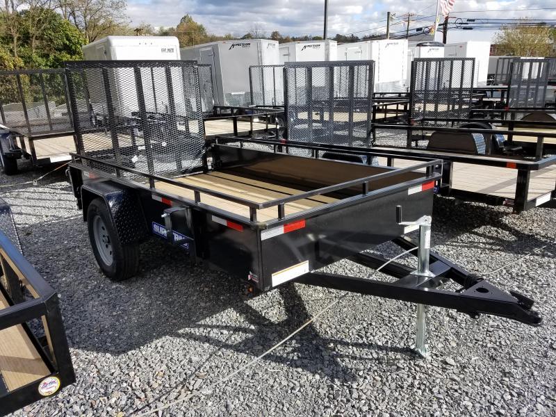 5 x 10 Sure-Trac Steel High Side 3k Utility in Ashburn, VA