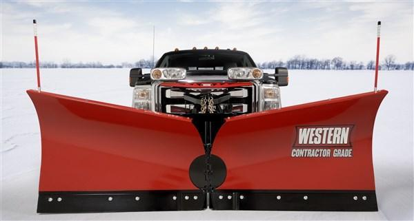 Western MVP3 MS Snow Plow