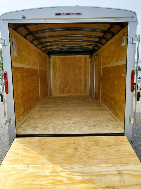 7 x 14 Homesteader Challenger Cargo 7k