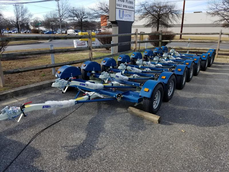 """80"""" Stehl Tow 3.5k Tow Dolly w/ Hyd. Disc Brakes in Ashburn, VA"""
