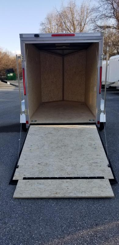 Look Trailers 5X8 Enclosed Cargo Trailer 3K