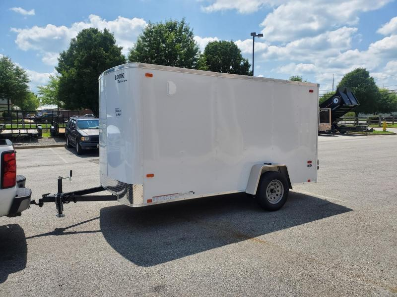 6 x 12 Look ST Cargo Trailer 3k
