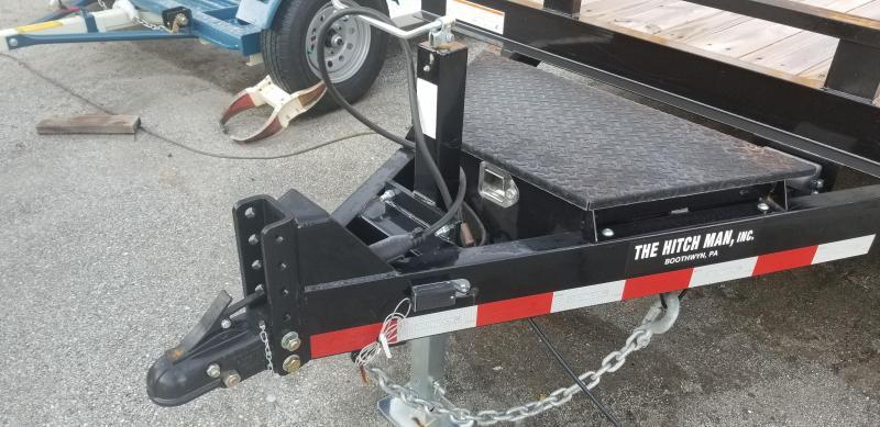 Sure-Trac 7 x 18 Equipment Trailer  14k
