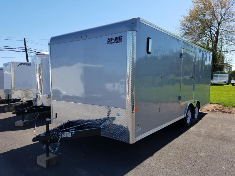 8.5 x 20 Car Mate Custom Car Trailer 7k in Ashburn, VA