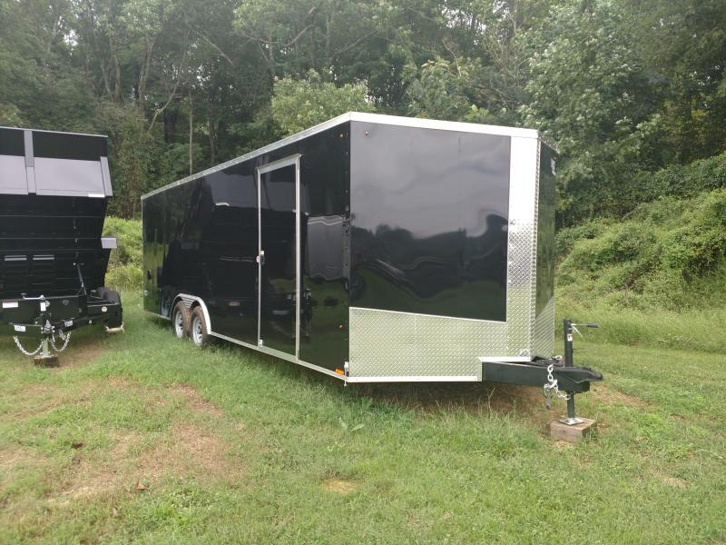 8.5 x 24 Look Element SE 10k Auto Hauler