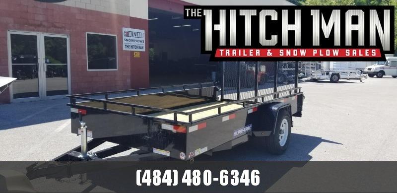 6 x 12 Sure-Trac Steel High Side  3k Idler