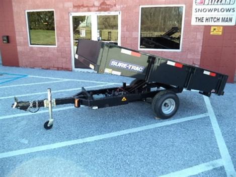 4.5 x 8 Sure-Trac 3k Homeowner Utility Dump