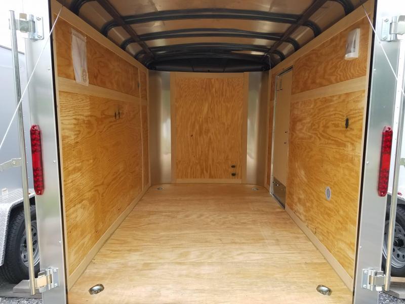 6 X 10 Homesteader Challenger Cargo 3k