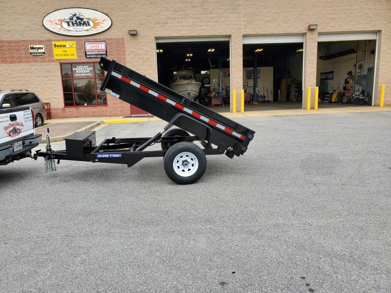 5 x 8 Sure Trac Dump Trailer 5k in Ashburn, VA