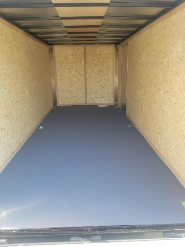 7 x 16 LOOK ST Cargo Trailer 7K