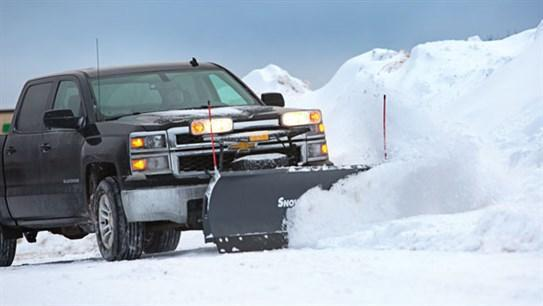 SnowEx Regular Duty (RD) Plow