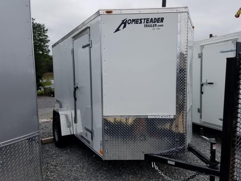 6 x 10 Homesteader Intrepid V-Nose Cargo Trailer 3k in Ashburn, VA
