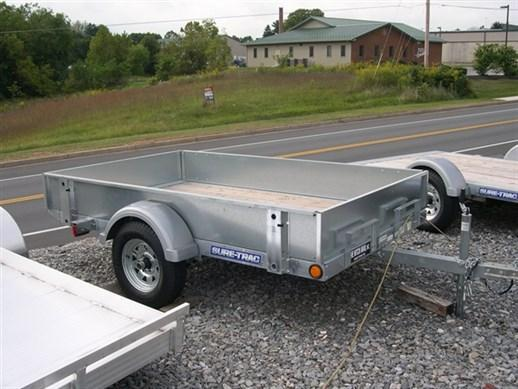 5 x 8 Sure-Trac Galv Tilt High Side 2k