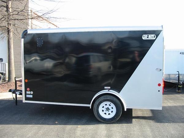 7 x 12 Car-Mate Custom Cargo 3.5k