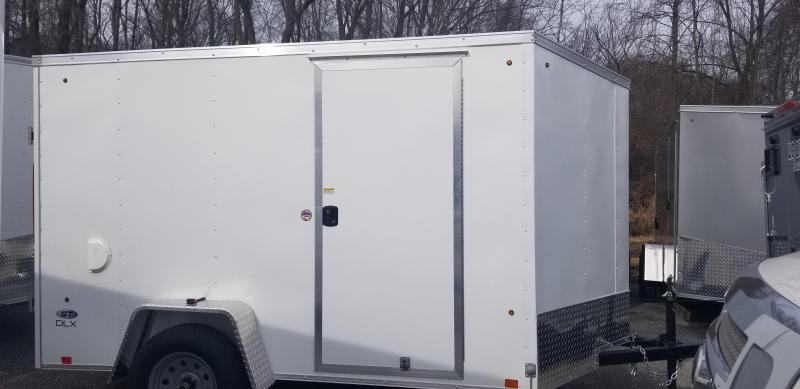 6x12 Look Trailers Enclosed Cargo Trailer 3k