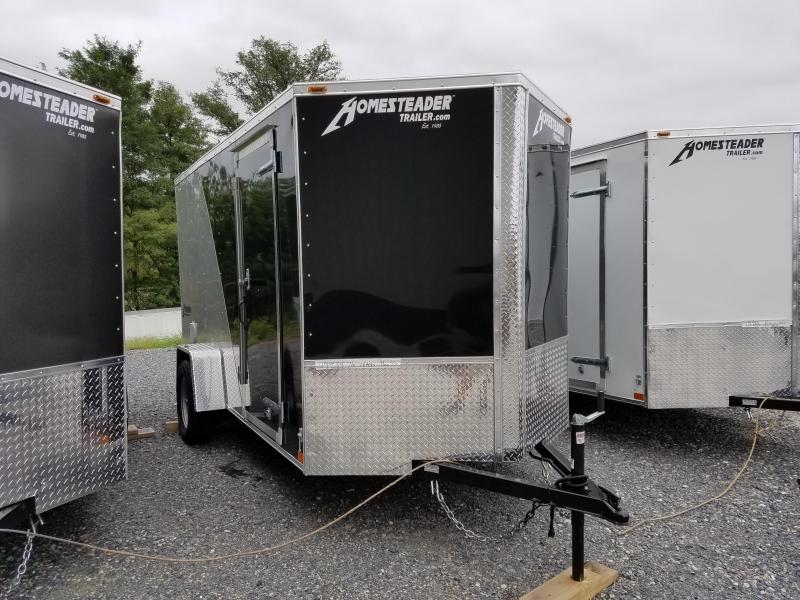 6 x 12 Homesteader Intrepid V-Nose Cargo Trailer 3k in Ashburn, VA