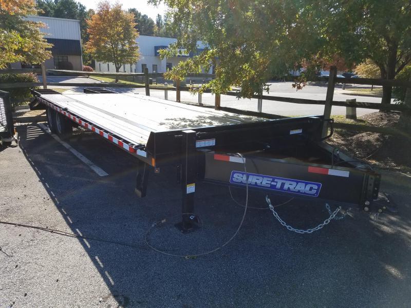 8.5 x 20+5 Sure-Trac LowPro HD Deckover 15K in Ashburn, VA