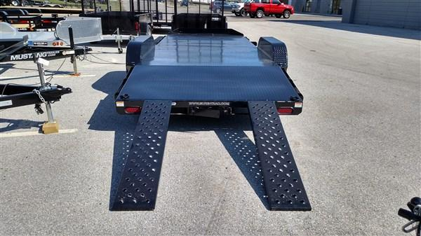 7 x 20 Sure Trac 10k Full Deck Car Hauler