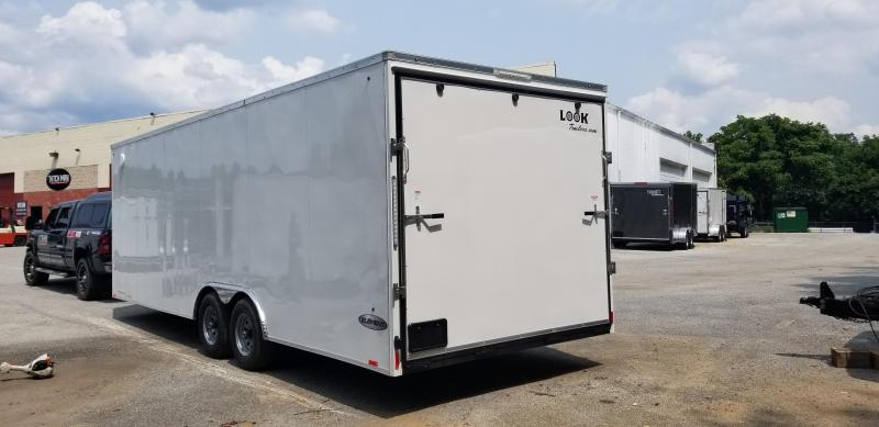 8.5 x 24 Look Element SE Cargo Trailer 10k