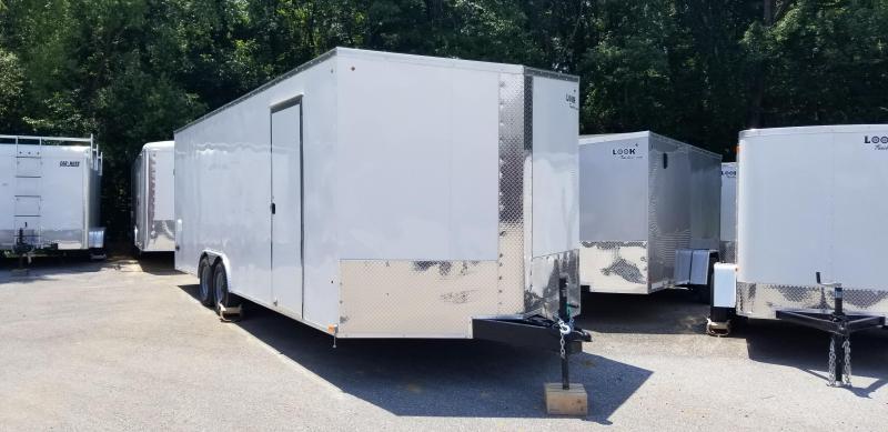 8.5 x 24 Look Element SE V-Nose Cargo 10k