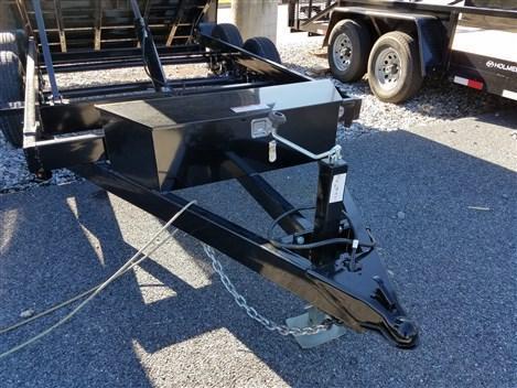 6 x 12 Sure-Trac 10k Low-Profile Dump Trailer