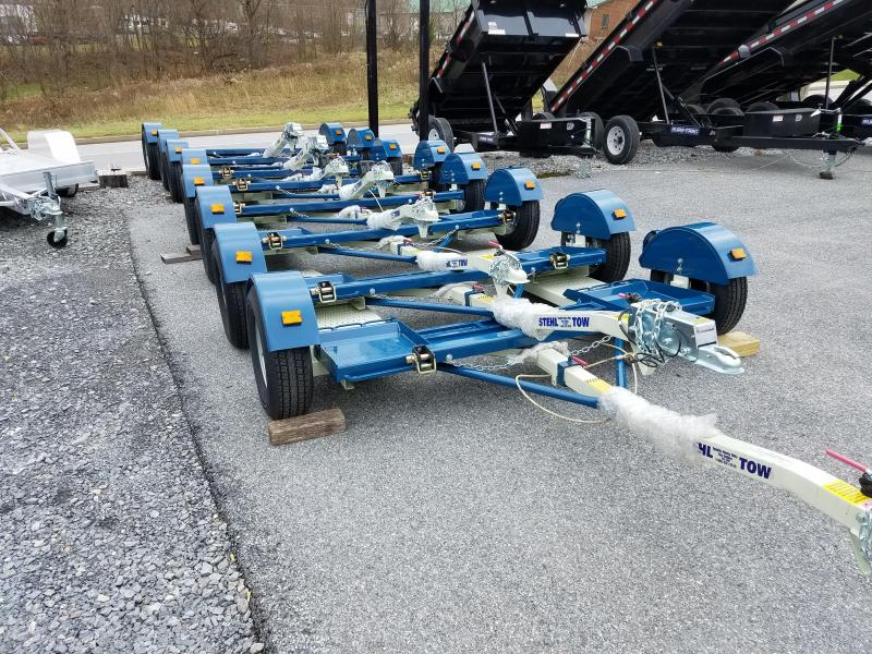 """80"""" Stehl Tow 3.5k Tow Dolly w/ Electric Drum Brakes in Ashburn, VA"""