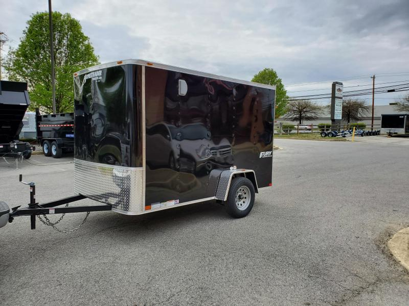 6 x 10 Homesteader Fury Enclosed Cargo Trailer 3k