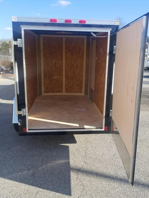5 x 8 LOOK ST Cargo Trailer 3K