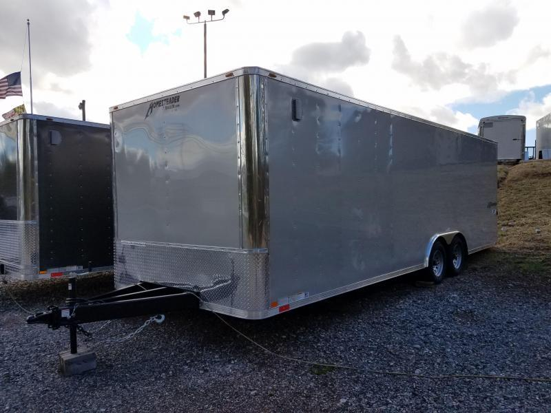 8.5 x 24 Homesteader Champion SGT 10k Enclosed Car Hauler in Ashburn, VA