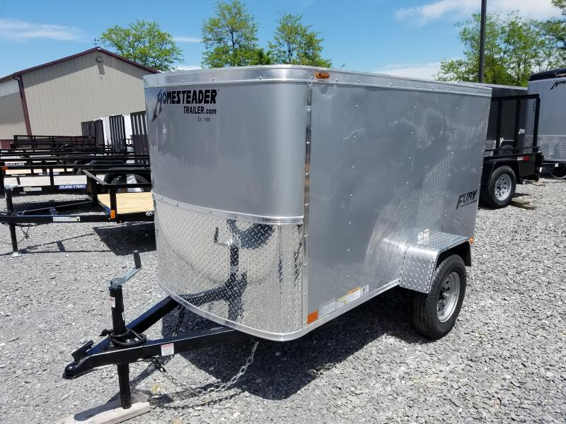4 x 8 Homesteader Fury Cargo Trailer 2k in Ashburn, VA