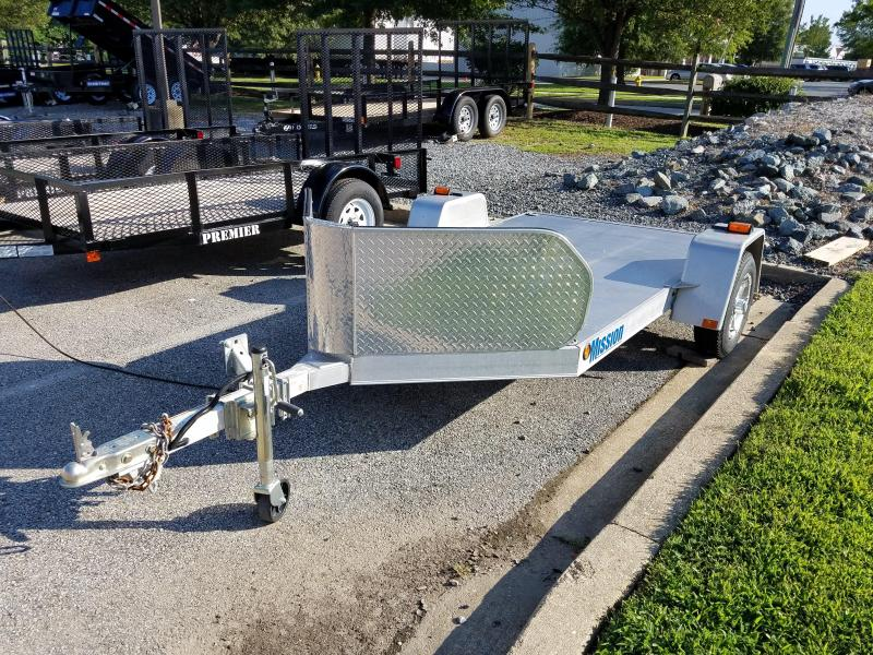Used Mission Single Motorcycle Trailer 2k in Ashburn, VA