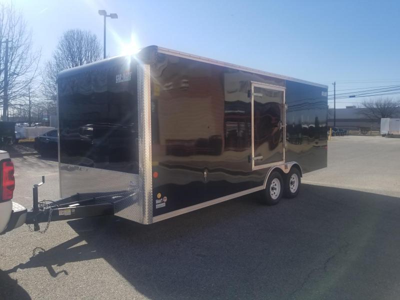 8 X 20 Car Mate Custom Car Trailer 7k in Ashburn, VA