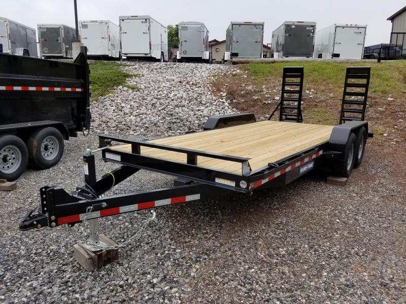 7 x 18 Sure-Trac Implement Trailer 14k