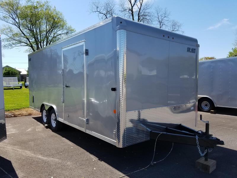 8.5 x 20 Car Mate Custom Car Trailer 7k in Ashburn, VA