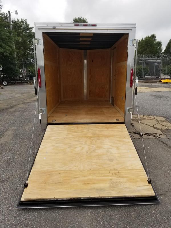 Homesteader 6 x 10 Intrepid V-Nose Cargo Trailer 3k