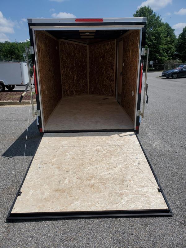 6 x 10 Look ST DLX V-Nose Cargo Trailer 3k