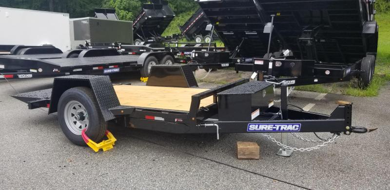 62in x 10 Sure-Trac Tilt Bed Equipment 6K