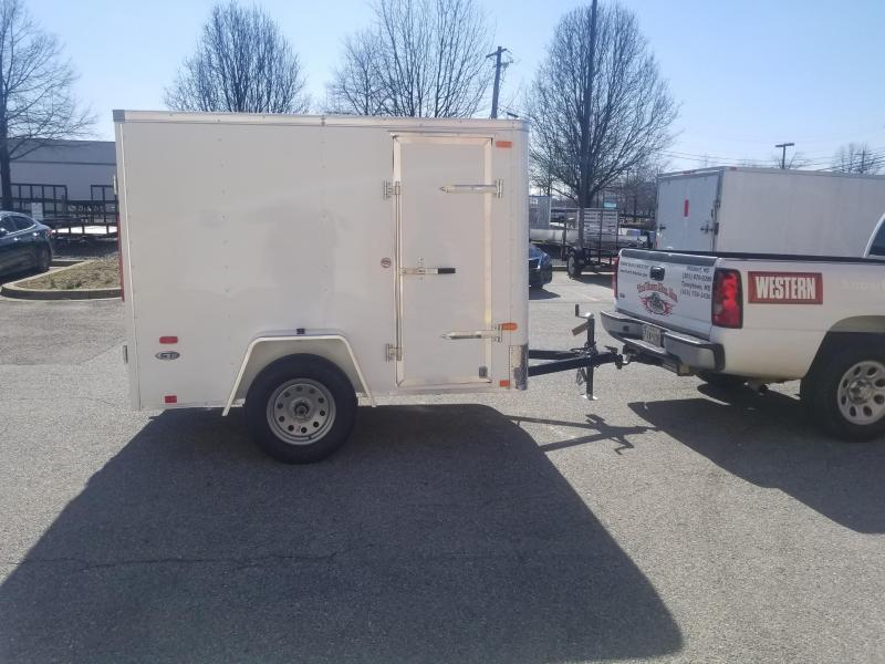 5 x 8 LOOK ST Cargo Trailer 3K