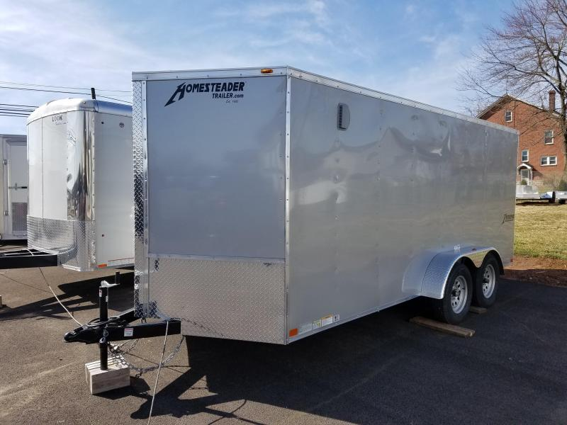 7 x 16 Homesteader Intrepid V-Nose 7k in Ashburn, VA