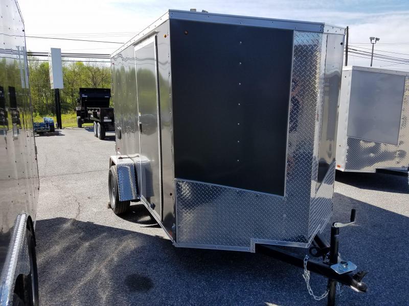 6 x 10 Look Element SE V-Nose Cargo Trailer 3k