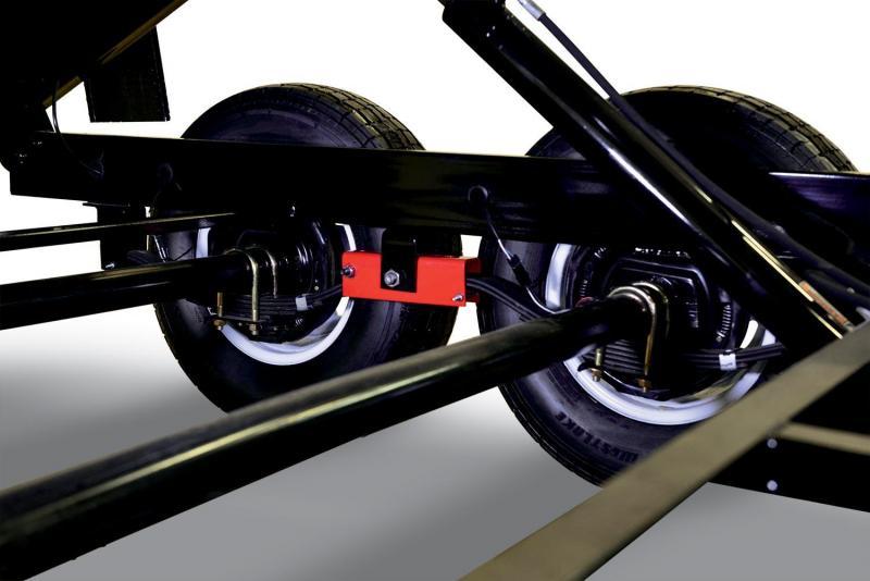 7 x 20 Sure-Trac Univ Ramp Implement Trailer 14k