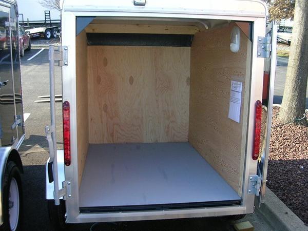 4 x 6 Car-Mate Custom Cargo 2k