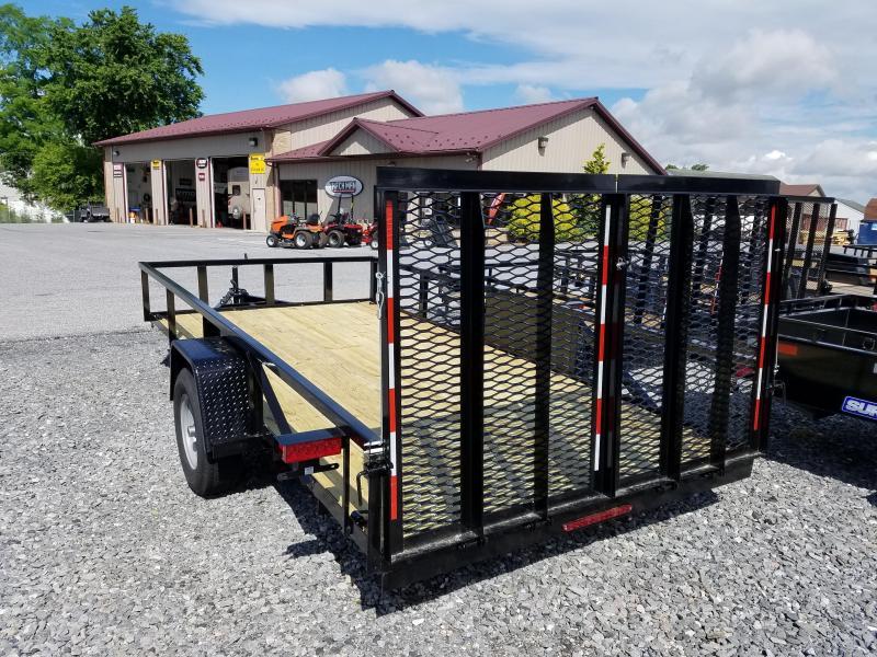 7 x 14 Holmes Commercial Landscape 5k - Single Axle w/Brakes