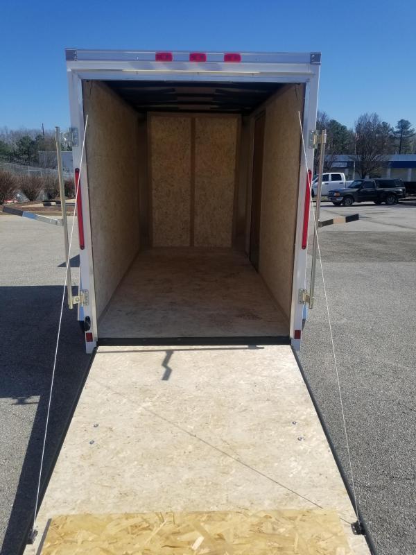 5 x 10 LOOK ST Cargo Trailer 3K
