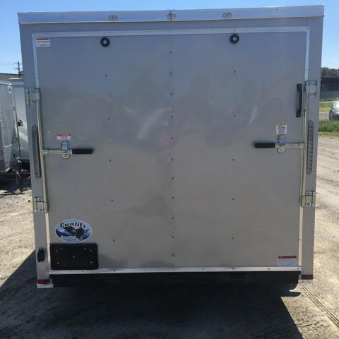 2019 Quality Cargo 7X14TA Enclosed Cargo Trailer