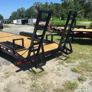 2018 Down 2 Earth Trailer dte8224er7b Equipment Trailer